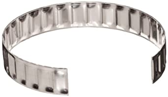 """Tolerance Rings Stainless Steel Type 301 3/8"""" Nominal Size (Pack of 25)"""