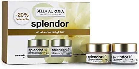 Bella Aurora Pack Minitallas Splendor Dia + Splendor Noche (15Ml+15Ml) Bella Aurora 1 Unidad 100 ml: Amazon.es: Belleza