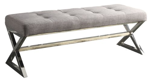 Gray Accent Benches & Sofa Benches