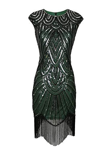 Downton Abbey Inspired Art Deco Roaring 20s Dress Costumes Halloween Vintage -