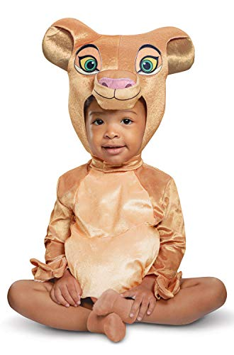 Baby Conehead Costumes - Disguise Baby Girls Nala Infant Costume,