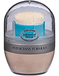 Physicians Formula Mineral Wear Talc-Free Mineral Airbrushing...