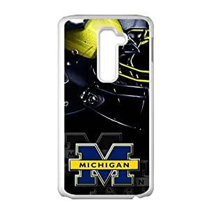 Michigan special pattern Cell Phone Case for LG G2