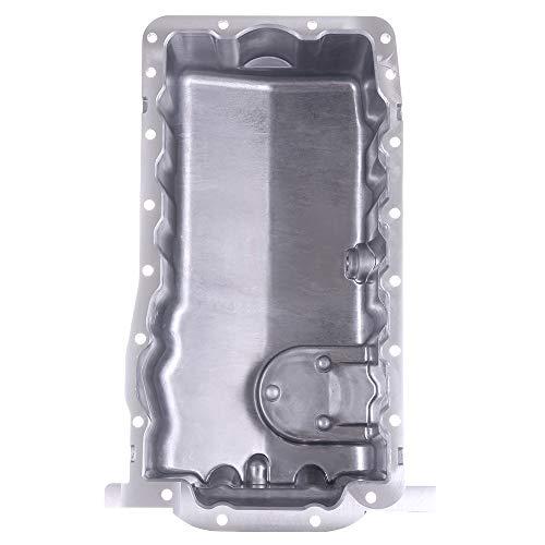 ECCPP Engine Oil Pan Drain Plug Kit fit for 98 99 00 01 02 03 04 05 06 07 VW Beetle Golf Hatchback Jetta L4 1.9L 2.0L Cummins Diesel Compatible -