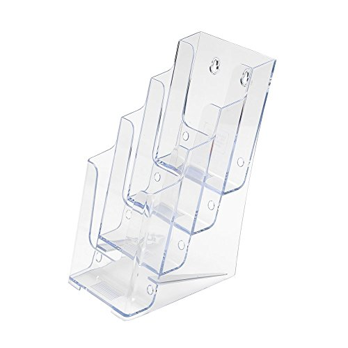 countertop brochure holder - 4