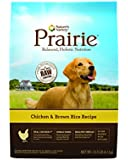 Nature's Variety Prairie Chicken & Brown Rice Recipe Dry Dog Food, 13.5 lb. Bag