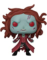 Funko Pop! Marvel: What If? Zombie Scarlet Witch Multicolor 57378