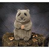 """Lou Rankin Nuts Gray Squirrel 12"""" by Encore"""