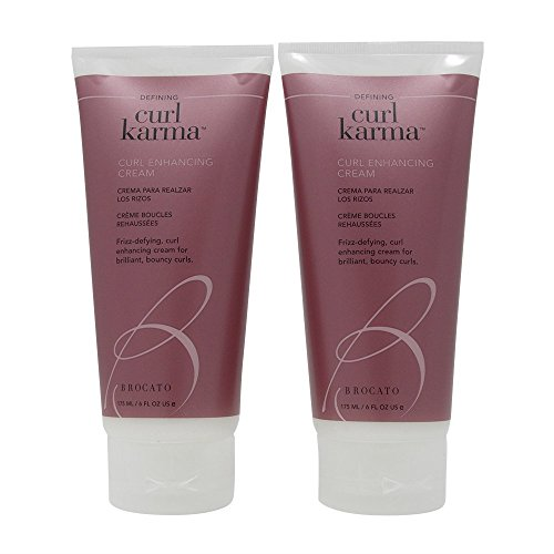 Brocato Curlkarma Curl Enhancing Cream 6 oz Set of 2
