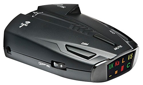 Cobra ESD7570 9-Band Performance Radar/Laser Detector with 360 Degree Detection from Cobra