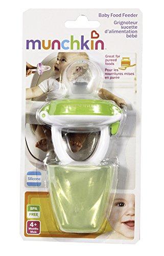 Munchkin Baby Food Feeder Green