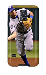 Galaxy High Quality Tpu Case/ Texas Rangers NEwuElR351cgfJV Case Cover For Galaxy S5