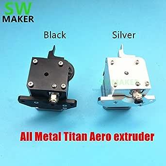 Impresora 3D - Impresora 3D All Metal Titan Aero Extruder 1.75 mm ...