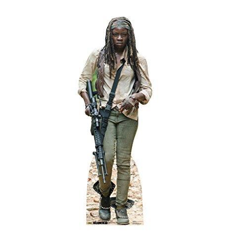 Michonne - AMC's The Walking Dead - Advanced Graphics Life Size Cardboard Standup