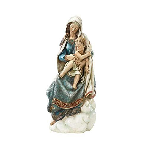 Mother Mary with Infant Christ Resin Ave Maria Statue, 28 1/2 Inch by Gifts of Faith by Gifts Of Faith