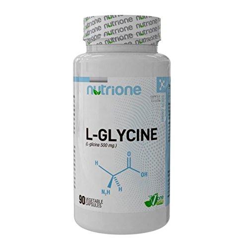 Nutrione - L-glycine - 90 vcaps
