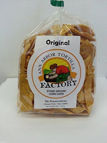 Ann Arbor Tortilla Factory 8oz Case (Original)