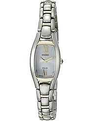 Seiko Womens Sport Watches Quartz Stainless Steel Dress Watch (Model: SUP318)