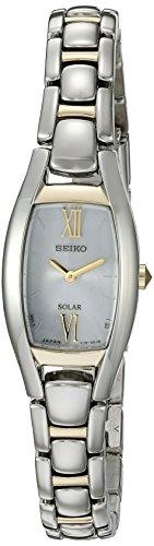 Seiko Women's 'Sport Watches' Quartz Stainless Steel Dress Watch (Model: SUP318)