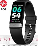 Best Cheap Fitness Trackers - MorePro ECG Monitor Watch,Waterproof Fitness Tracker with Heart Review