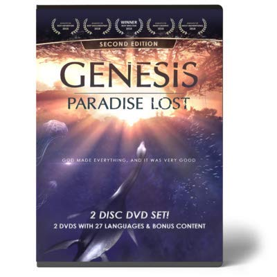 GENESIS: Paradise Lost DVD Combo Pack