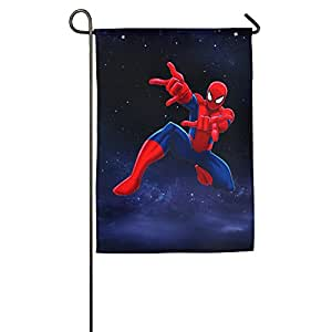 Spider-Man Superhero Marvel Comics Outdoor Garden Flags Cool Flags