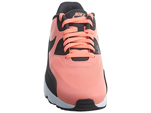 Nike Air Max 90 Ultra 2.0 (GS) Niños Zapatillas Rot (Lava Glow/White/Anthracite)