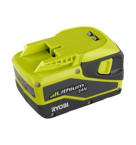 Ryobi RY24200 / RY24600 Trimmer Replacement 24V Lithium Battery # 130205001 by Ryobi