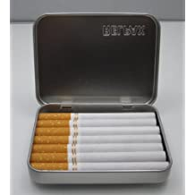 Cigarette Carrying Case Holder 16 Pack - Case for KING SIZE CIGARETTE (GD-1144-8 , FREE CAR sticky pad for Phone PDA MP3 MP4)
