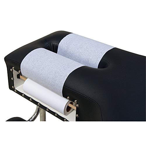 - BodyMed Headrest Paper Rolls, White Economy, Smooth Texture, 8.5