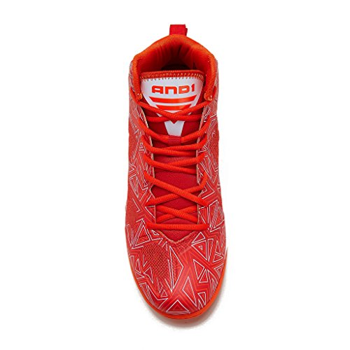 Image of AND 1 Men's Xcelerate 2 Basketball Shoe