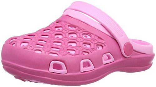 Aqua-Speed - Kinder Badeschuhe / Clogs Pink