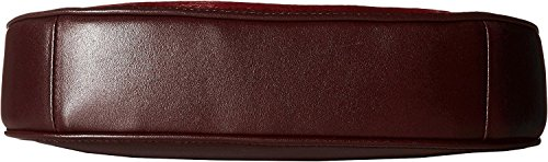 Women's Chelsea Haircalf Crossbody COACH burgundy Li EZdqa8H