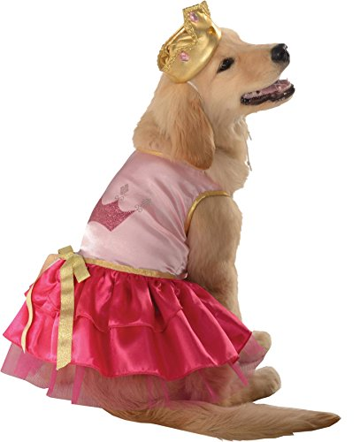 Halloween Costumes Item - Cat & Dog Costume Princess Pup Large -