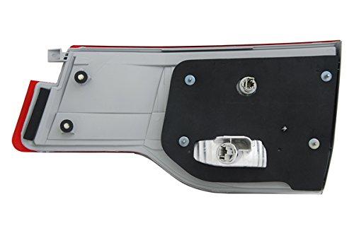 TYC 17-5277-00-1 Honda Odyssey Replacement Reflex Reflector