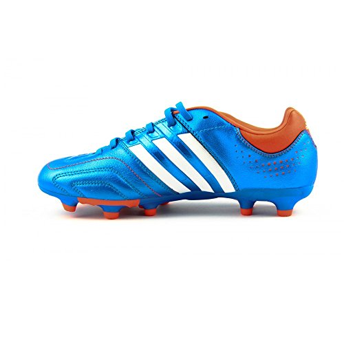 Adidas adipure 11Pro TRX FG US Men's 7.5 M (BrightBlue/RunningWhite/Infrared)