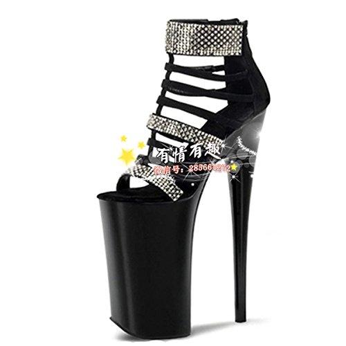 17 zentimeter - heels, 20 - zentimeter feinen - 20 Sandale - b81a18