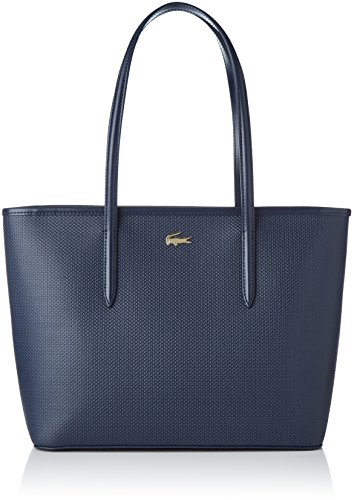 Lacoste Nf2116ce - Bolsos totes Mujer Azul (Peacoat)