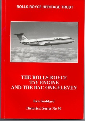 The Rolls-Royce Tay Engine and the BAC One-eleven (Historical)