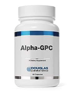 Douglas Laboratories® - Alpha-GPC - Supports Neurological Health* - 60 Capsules
