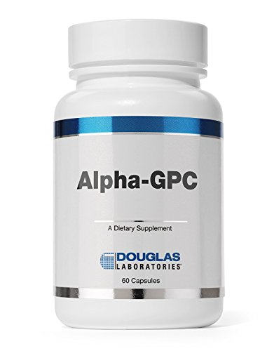 Douglas Laboratories® - Alpha-GPC - Supports Neurological Health* - 60 Capsules