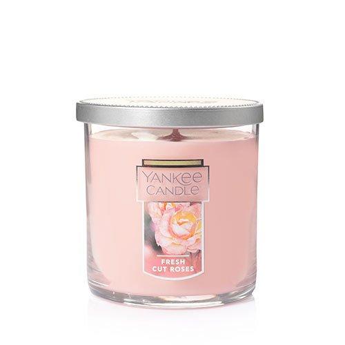 Yankee Candle Small Tumbler Candle, Fresh Cut (Sampling Fragrance)