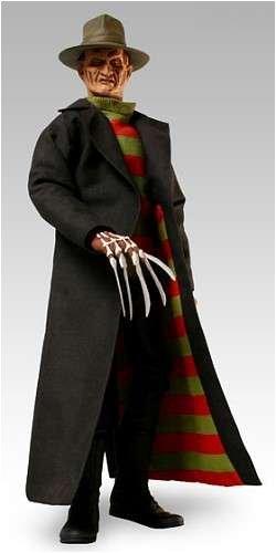Sideshow Collectibles - A Nightmare on Elm Street figurine Freddy Krueger New Nightmare