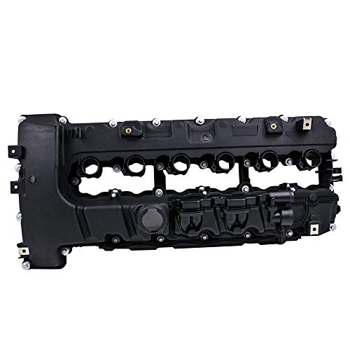 Engine Valve Cover 11127565284 For BMW N54 F02/E70 3.0L Twin Turbo Engines