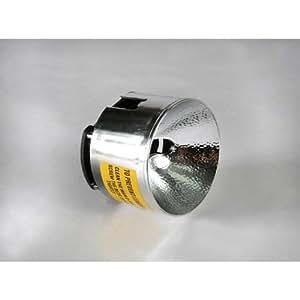 UK Lights Tauchen - Taucherleuchten Ersatzreflektor für C4/C8 (ohne Leuchtmittel) - Linterna de buceo, talla STANDARD