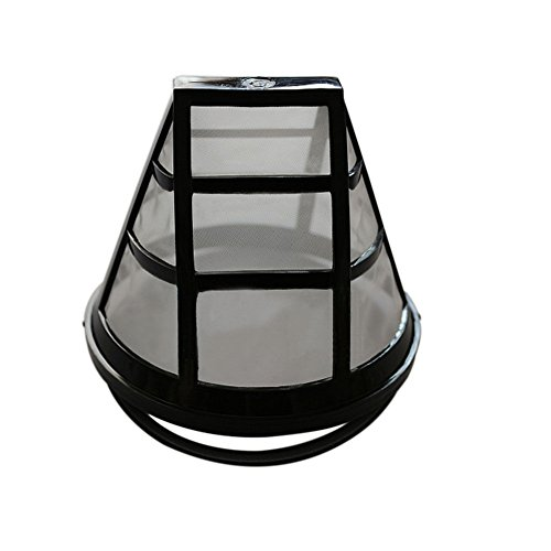 UNAKIM--P Replacement Reusable Filter Mesh for Philips Coffee Machine HD7447 HD7457