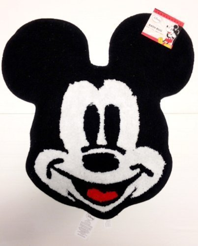 Disney's Mickey Mouse Bath Rug 25.5
