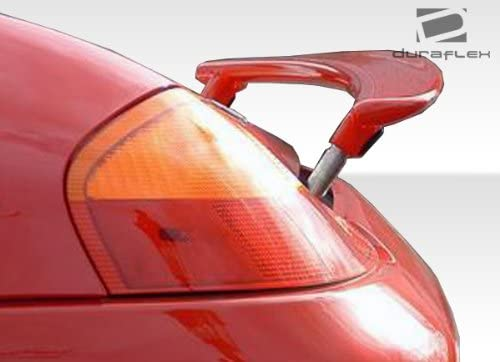 Compatible With Boxster 1997-2004 Brightt Duraflex ED-QDQ-877 S-Design Wing Trunk Lid Spoiler 1 Piece Body Kit