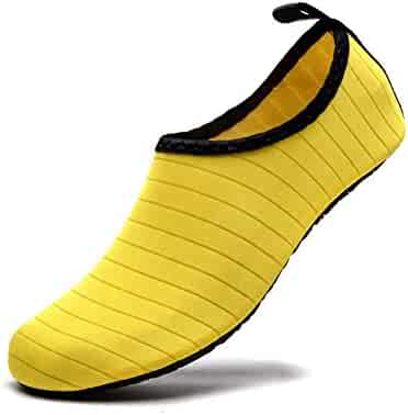 fa71cbe89a34 konhill Water Sports Aqua Shoes - Barefoot Quick-Dry Yoga Swim Beach Pool  Socks for