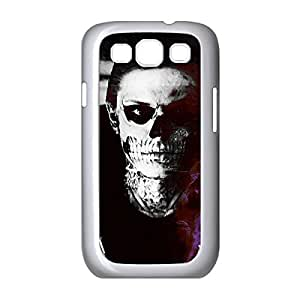Luxury Design with American Horror Story New Fashion Protective Hard Plastic Case Cover for Samsung Galaxy S3 I9300 White 022704